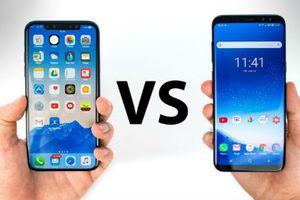 Điểm yếu khiến Samsung không thể quật ngã iPhone X