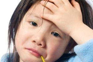 Bé viêm hô hấp, rối loạn tiêu hóa chữa thế nào?