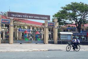 Vụ ép cô giáo quỳ: Khai trừ Đảng với ông Võ Hòa Thuận