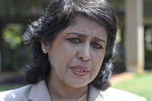 Nữ nguyên thủ duy nhất ở Châu Phi từ chức do bê bối tài chính