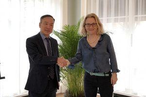 Đại sứ Việt Nam tại Thụy Sỹ: 'Quốc tế đánh giá cao vị thế của Việt Nam'