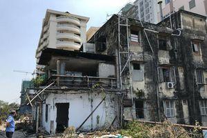 Khẩn trương xử lý chung cư cũ