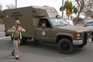 Con tin và nghi phạm vụ tấn công khu nhà cựu quân nhân Mỹ đều thiệt mạng