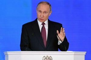 Quét tin thế giới ngày 10/3: Tổng thống Nga bác cáo buộc tuyên bố Chiến tranh Lạnh mới
