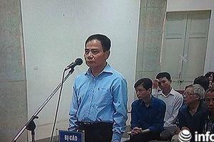 Xử vụ vỡ đường ống Sông Đà: Các bị cáo nói lời sau cùng