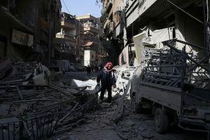 Nga 'tố' tội ác đối với dân thường của phiến quân cố thủ ở Đông Ghouta