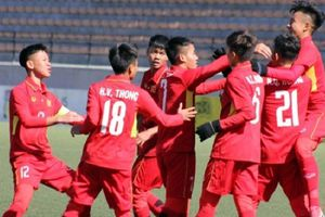 U16 Việt Nam quyết chiến với Thái Lan tại bán kết trên đất Nhật Bản