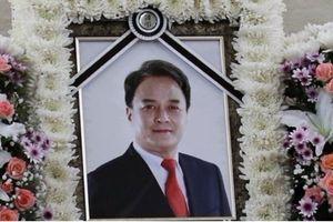 Lễ tang của Jo Min Ki đã được diễn ra trong không khí đau thương của gia đình
