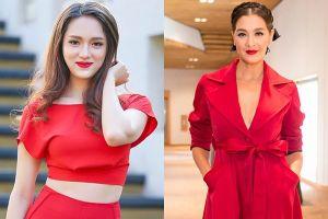 'Chị đại' Lukkade cùng các trang tin quốc tế hân hoan chúc mừng chiến thắng của Hương Giang