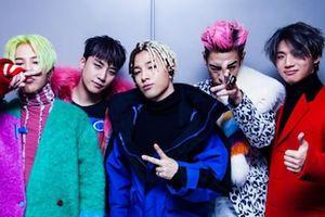 Big Bang phát hành ca khúc mới sau khi thành viên lần lượt nhập ngũ
