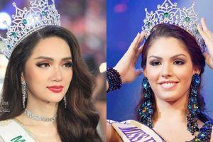 Nhan sắc Hoa hậu Chuyển giới Quốc tế trong 15 năm qua