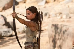 Tặng vé công chiếu 'Tomb Raider' phiên bản mới