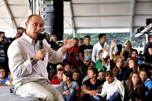 Tổng thống Putin có quyền lực vô đối nhờ thấu hiểu lòng dân chúng