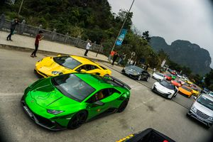 Nhìn lại hành trình của dàn siêu xe trăm tỷ - Car & Passion