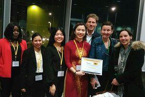 Cô gái xa xứ với dự án xử lý rác thải ở Việt Nam