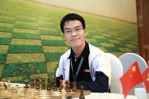 Lê Quang Liêm thắng dễ trận mở màn giải Cờ vua Quốc tế HDBank 2018