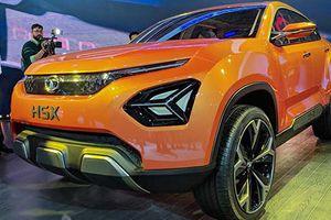Tata H5X Concept - Range Rover giá rẻ của Ấn Độ