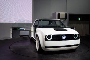 Honda sẽ bán mẫu xe điện nhỏ Urban EV đầu tiên ở châu Âu