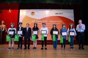 Hà Nội: Vinh danh 217 cá nhân và 15 tập thể tại cuộc thi Olympic tiếng Anh học sinh THCS