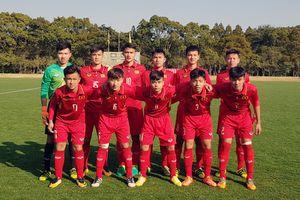 U.16 Việt Nam đánh bại Thái Lan tại Nhật Bản