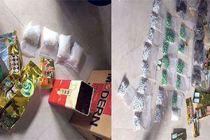 2 năm 'mật phục' triệt phá đường dây ma túy xuyên quốc gia