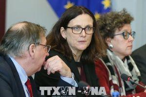 Không có đột phá trong đàm phán giữa EU, Nhật Bản với Mỹ về thuế thép và nhôm