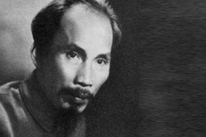 Những lời dạy của Chủ tịch Hồ Chí Minh với lực lượng Công an Nhân dân