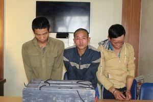 Bắt nhóm đối tượng trộm cắp tại các trạm thu phát sóng ở Quảng Ninh