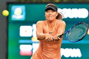 Sharapova muốn 'đổi vận'