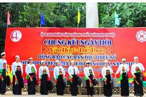 Tây Nguyên: Ngày hội văn hóa các dân tộc dưới tán rừng xanh biếc