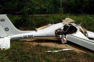 Rơi máy bay tại Phuket, 4 người thương vong