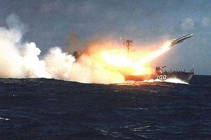 Những trận đánh 'long trời lở đất' của tên lửa chống hạm P-15 Termit