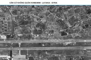 Ảnh vệ tinh công khai bí mật, Su-57 Nga vẫn hiện diện ở Syria