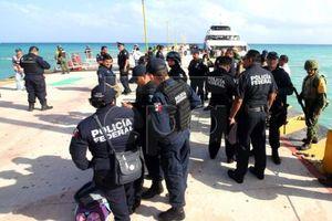 Mỹ tiếp tục duy trì cảnh báo an ninh sau vụ nổ phà du lịch tại Mexico