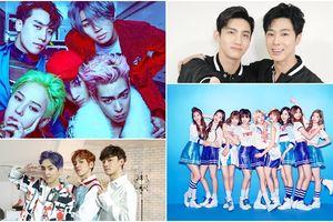 BigBang, TWICE tung 'thính' comeback: Kpop đang 'nóng' lên từng giờ rồi đây!