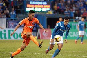'Nối gót' Than Quảng Ninh đá hỏng penalty, SHB Đà Nẵng thua đau 0-1