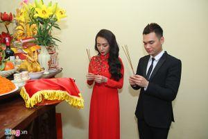 Khắc Việt tổ chức Lễ đính hôn với bạn gái DJ xinh đẹp Thanh Thảo