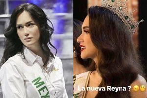 Người đẹp Mexico và Argentina tỏ thái độ không hài lòng với kết quả Hương Giang đăng quang Hoa hậu
