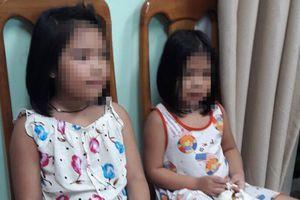 Giải cứu 2 trẻ em bị bắt cóc, tống tiền 50.000 USD