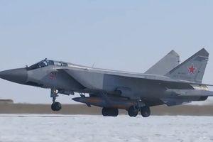 Nga thử tên lửa bội siêu thanh Kinzhal
