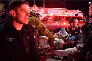 Trực thăng rơi ở Mỹ, phi công thoát chết nhưng hành khách tử nạn