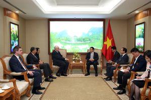 Tập đoàn Jardines Matheson quan tâm tới cổ phần hóa tại Việt Nam