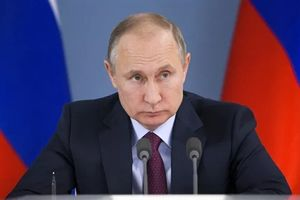 Ông Putin trả lời câu hỏi Crimea có trở về Ukraine?