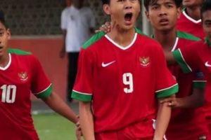 Gây sốc trước U16 Nhật Bản, U16 Indonesia vào chung kết