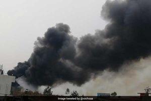 Máy bay chở 67 người gặp nạn tại Nepal