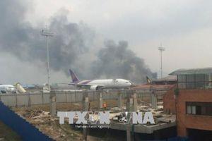 Vụ tai nạn máy bay tại Nepal: Có 67 hành khách trên máy bay cùng phi hành đoàn