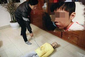 Ông bố hành hạ dã man con trai ở Hà Nội bị khởi tố thêm tội danh