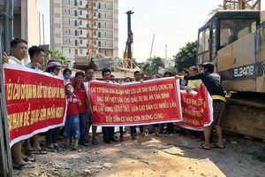 Chủ đầu tư dự án Tân Bình Apartment liên tục thất hứa, dân dài cổ chờ nhà