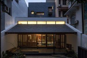 Ngôi nhà phễu ở Hà Nội lên tạp chí kiến trúc Mỹ