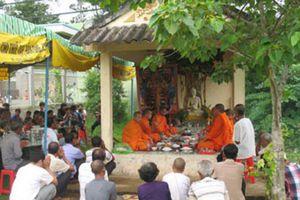 Tín ngưỡng thờ Neak Tà trong đời sống văn hóa của người Khmer ở Trà Vinh